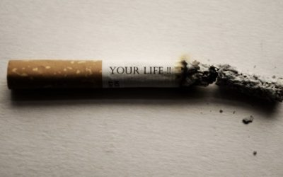 How does smoking affect the body?